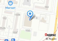 Компания «Кузнецов П.Б. - Сервисный центр по ремонту сварочного оборудования в Барнауле» на карте