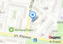 Компания «АК Электрикофф торгово-оптовая компания» на карте