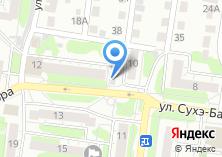 Компания «Лира» на карте