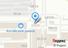 Компания «Частное охранное предприятие *партнер*» на карте