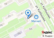 Компания «Посуда-маркет» на карте