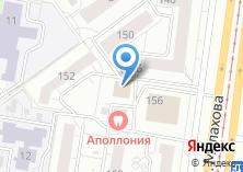 Компания «АлтайСпецСтрой» на карте