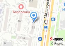 Компания «Мадам Ажур» на карте