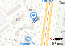 Компания «Sakura» на карте