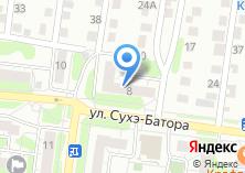 Компания «Магистральный» на карте