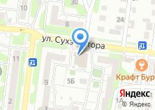 Компания «Копейка.ру» на карте