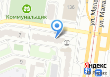 Компания «Амида» на карте
