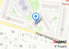 Компания «Краски Холи Барнаул» на карте