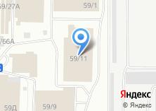 Компания «Гранит мастер» на карте