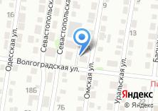 Компания «База на Омской» на карте