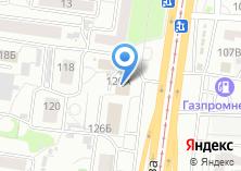 Компания «АРМ-СИТИ» на карте