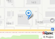 Компания «АТЗ» на карте