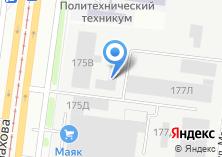Компания «Алтай ПРОГРЕСС» на карте