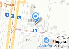 Компания «АвтоОкулист» на карте