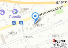 Компания «БитСистемс» на карте