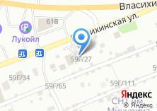 Компания «Сибкомо» на карте