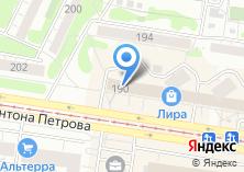 Компания «Алтайкоксохимстрой» на карте