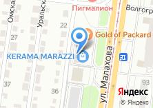 Компания «КОРЕЯ-ЦЕНТР» на карте