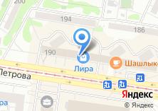 Компания «Лайм» на карте