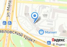 Компания «Самурай» на карте