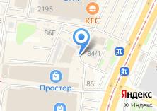 Компания «Гралси» на карте