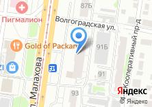 Компания «Мамонтёнок» на карте