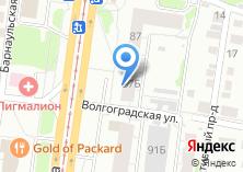 Компания «Смурфики» на карте