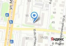 Компания «Абсолют-Авто» на карте