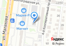 Компания «Avtocom22» на карте