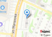 Компания «Балаганчик» на карте