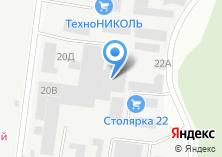 Компания «ПК ЭКВАТОР» на карте