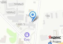 Компания «Алтайские МеталлоКонструкции» на карте