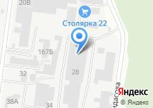 Компания «Сибирь-МГ» на карте