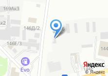 Компания «Анэко» на карте