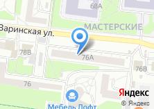 Компания «Чешский дворик» на карте