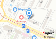 Компания «Форт» на карте