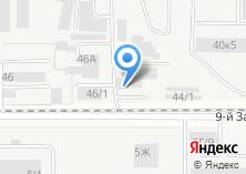 Компания «Центр трудовой адаптации осужденных» на карте