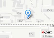 Компания «Лечебное исправительное учреждение №1» на карте