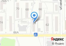 Компания «Мастер» на карте