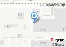 Компания «Armtorg.ru» на карте