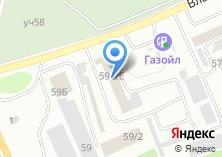 Компания «Магазин сухофруктов и кондитерских изделий» на карте