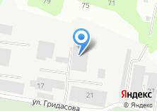 Компания «ТракСиб» на карте