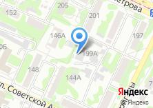 Компания «СДЮШОР №3 Боевые Перчатки» на карте