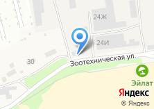 Компания «Тактик» на карте