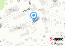 Компания «Спа-кабинет Классен Ольги» на карте
