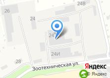 Компания «РосМолСнаб» на карте