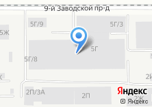Компания «Корри» на карте