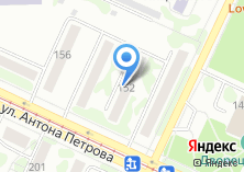 Компания «Отделение по делам несовершеннолетних Отдела полиции №3 УВД по г. Барнаулу» на карте