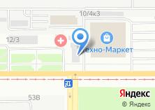 Компания «Каменный город» на карте