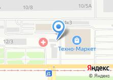 Компания «АмиКар» на карте